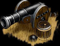 Grudgebringer Cannon