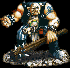 Mercenary Ogres