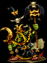 Nachtgoblin - Schamanen