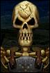 Screaming Skull Catapult